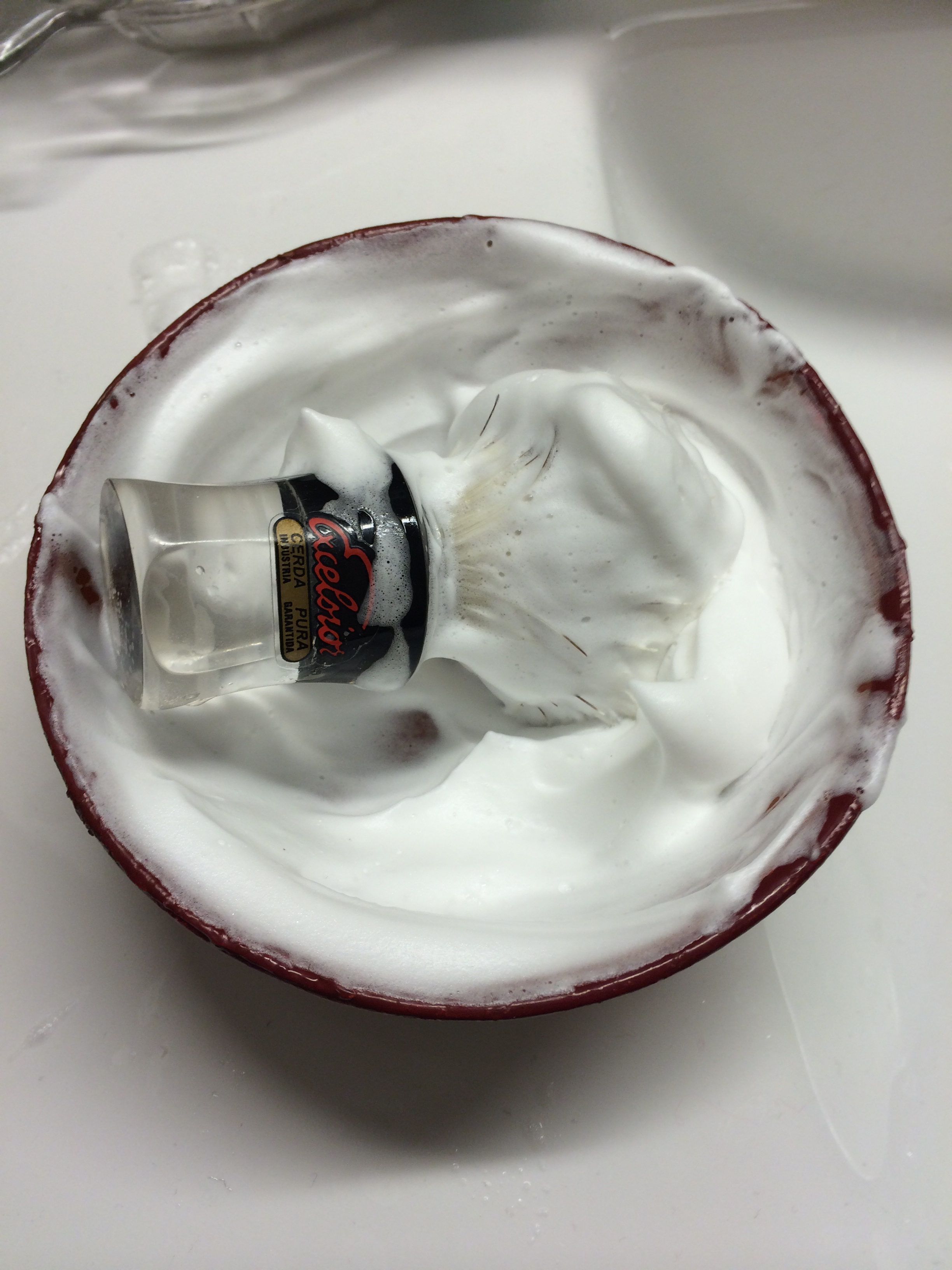 Shaving Soap # 2